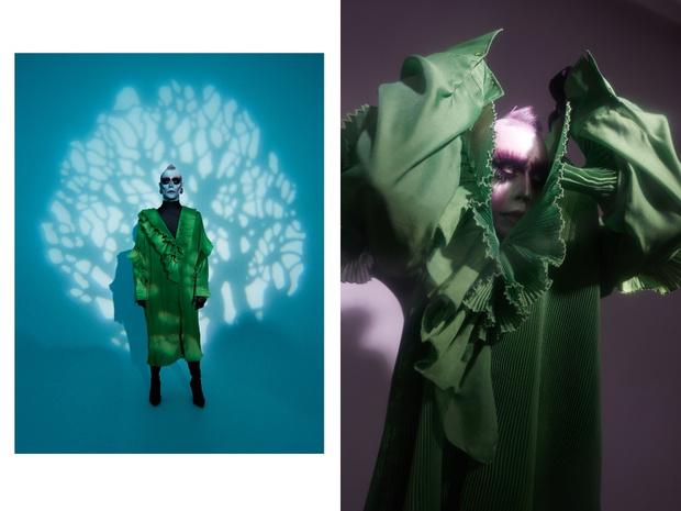 Фото №5 - Лорина Рэй: «Когда надеваешь платье, похожее на сияющие доспехи, это придает тебе сил»