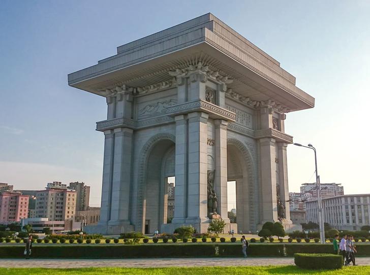 Фото №7 - 6 самых красивых триумфальных арок мира
