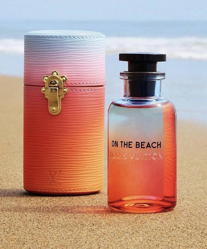 Фото №4 - Песочный бисквит: Эйса Гонсалес стала лицом нового аромата Louis Vuitton, созданного совместно с АлексомИзраэлем