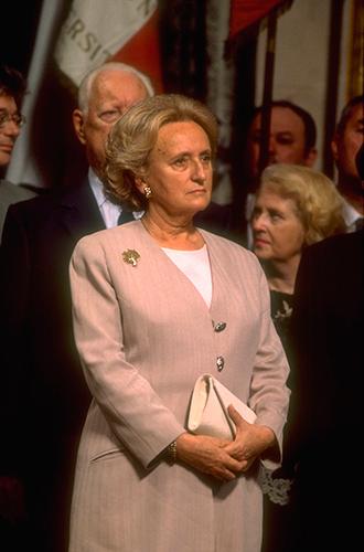 Фото №19 - Первые леди Франции: от Ивонны де Голль до Карлы Бруни-Саркози
