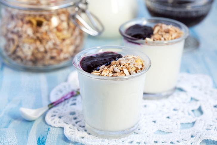 Фото №1 - Употребление йогуртов не оказывает влияния на здоровье
