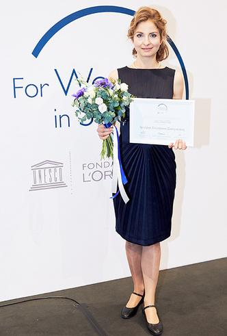 Фото №3 - В Москве вручили стипендии L'Oreal-Unesco «Для женщин в науке»