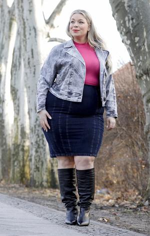 Фото №5 - Как одеваться полной женщине маленького роста
