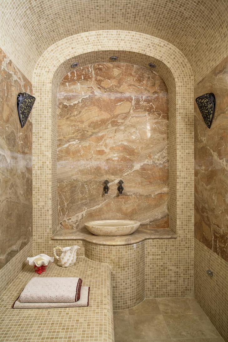 Фото №1 - Идеи для обустройства бани и сауны