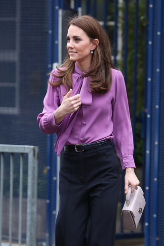 Фото №7 - Гардероб на миллион: самые дорогие наряды герцогини Кейт