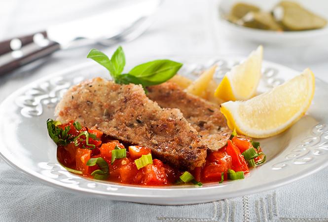 Фото №3 - Диетические рецепты итальянской кухни