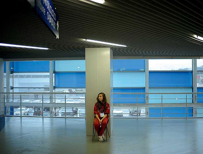 Фото №11 - Как работают волонтеры на Олимпиаде в Сочи
