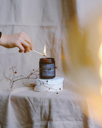 Фото №9 - Авторские свечи локальных мастерских: выбор ELLE DECORATION