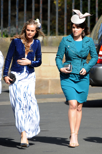Фото №13 - Пригласительные на свадьбу Гарри и Меган: чем они отличаются от приглашений Уильяма и Кейт