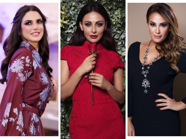 Фото №1 - Звезды Востока: как выглядят 10 самых популярных арабских актрис