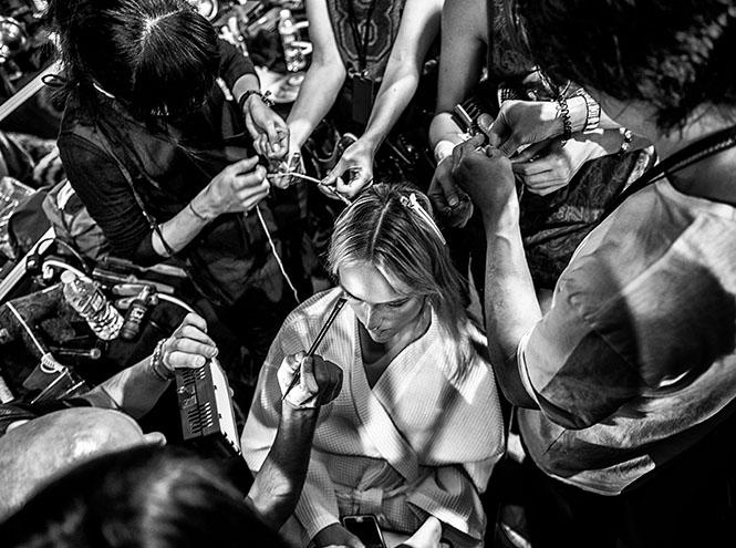 Фото №7 - Альтернативный взгляд: показ Tommy Hilfiger в Нью-Йорке
