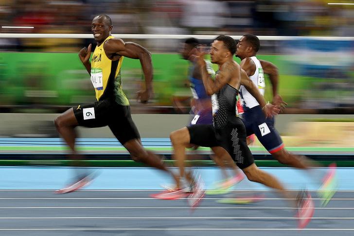 Фото №1 - Бегуны переоценивают свою скорость
