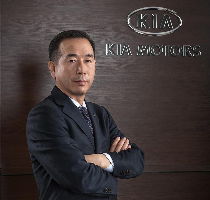 Фото №1 - KIA Motors Rus сменила президента