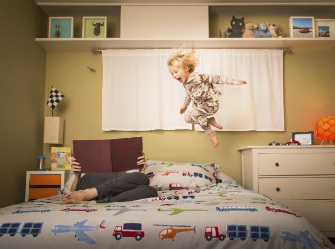 Фото №2 - 10 способов превратить обычную комнату в уютную детскую