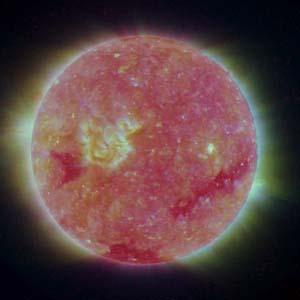Фото №1 - NASA представило Солнце в 3D-виде