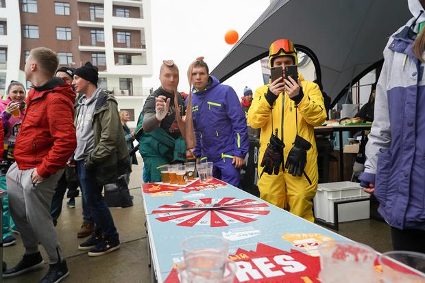 Фото №11 - Tinkoff Rosafest 2020: полный гид по самому снежному фестивалю страны