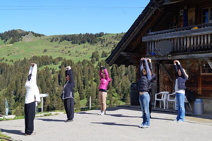 Фото №9 - Летняя Швейцария: горы возможностей для семейного отдыха