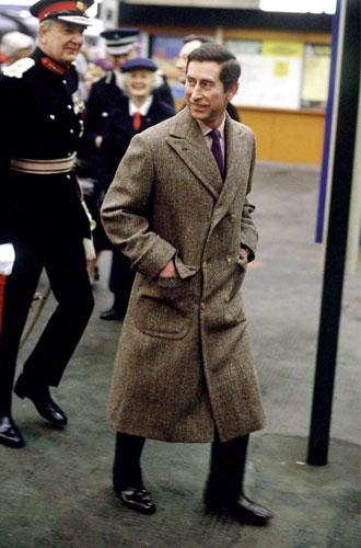 Фото №15 - Его модное Высочество: 8 доказательств того, что принц Чарльз— икона стиля
