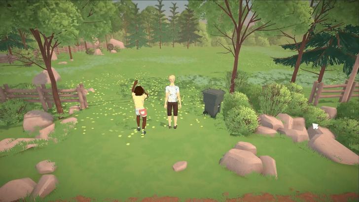 Фото №2 - Создатели «убийцы» The Sims показали невероятные возможности режима строительства