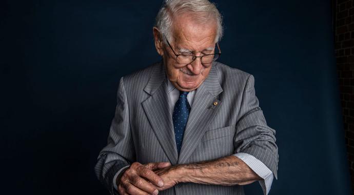«Я самый счастливый на Земле»: откровения 101-летнего выжившего в Холокосте