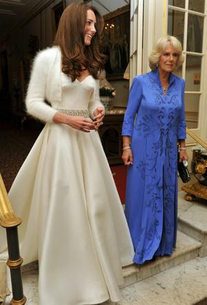 Фото №3 - Быть герцогиней: какой совет Камилла дала Кейт перед свадьбой