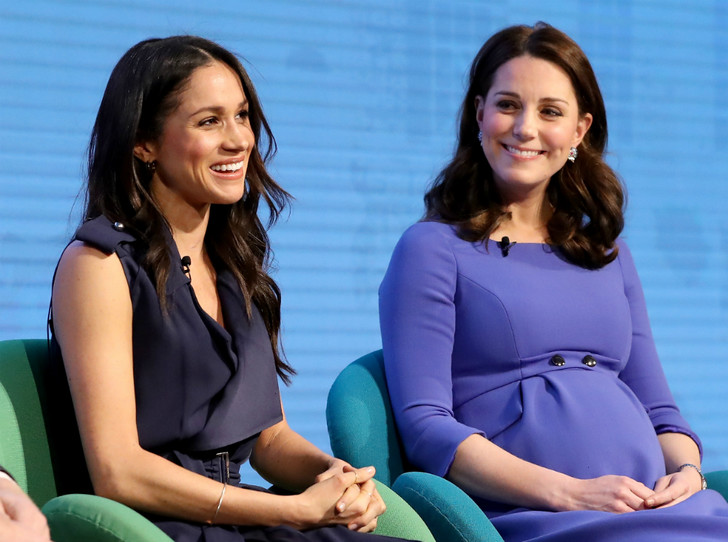 Фото №3 - Герцогини Кейт и Меган названы «гостьями мечты Met Gala»