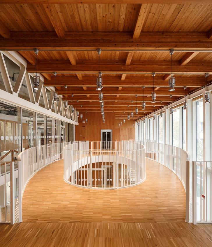 Фото №6 - Новая штаб-квартира Zambon по проекту Микеле де Лукки