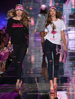 Фото №1 - В продажу поступает коллекция Barbie и Tezenis