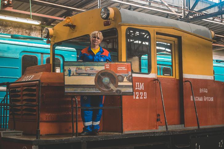 Фото №8 - Выставка «Обратная сторона метро» в Музее Москвы