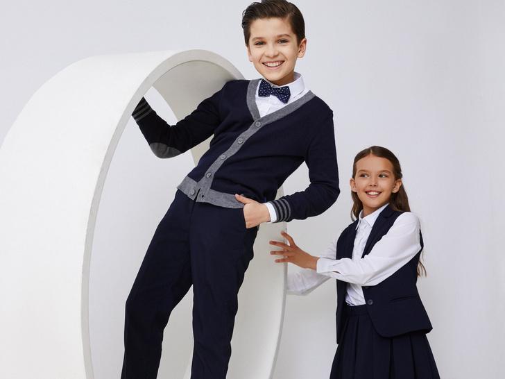 Фото №2 - Какая школьная форма понравится вашему ребенку