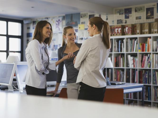 Фото №3 - Правила поведения в офисе: врать или не врать