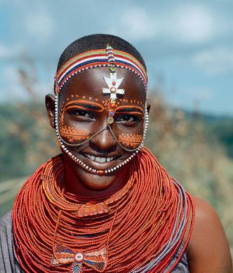 Фото №1 - Мисс мира: Кения. Кольца судьбы