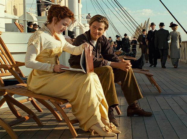 Фото №1 - Кейт Уинслет и Леонардо ДиКаприо: история самой крепкой голливудской дружбы