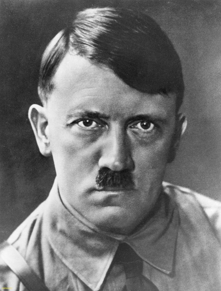 Фото №3 - В Челябинске ТРК «Космос» под видом ветерана показал фото Гитлера без усов