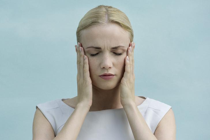 Фото №1 - Что происходит с вашим телом во время мигрени