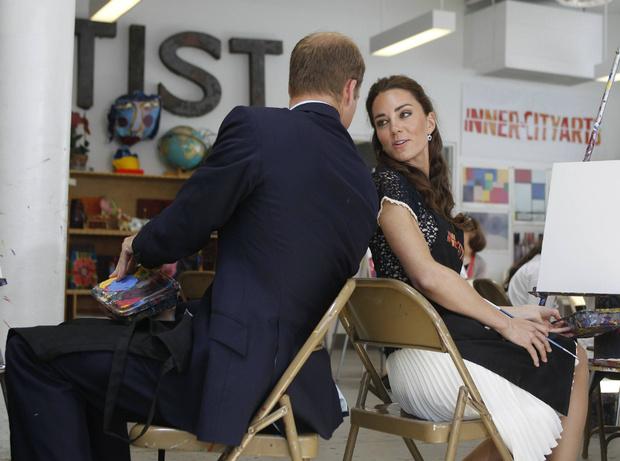 Фото №2 - Все не по плану: каким было первое свидание Кейт и Уильяма