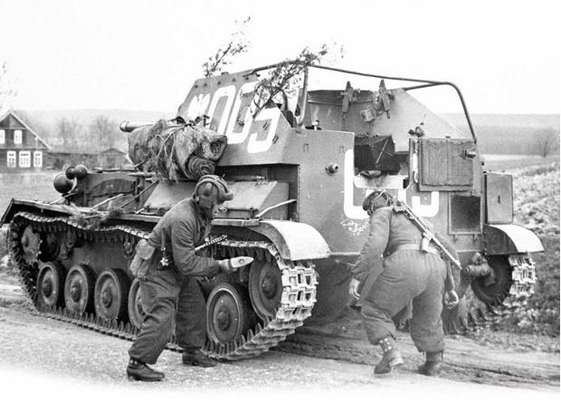 Фото №3 - Почему СУ-76 называли «братской могилой»