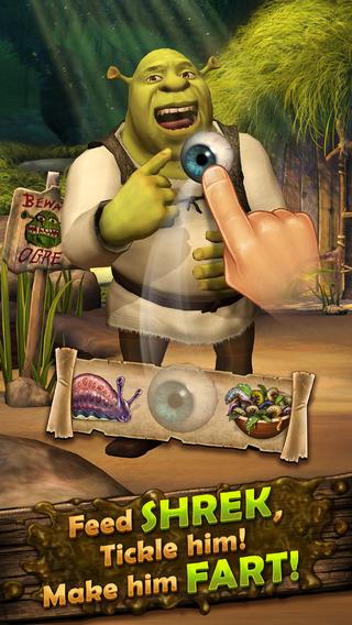 Pocket Shrek приложение