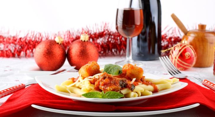 Фото №1 - Три рождественских итальянских блюда