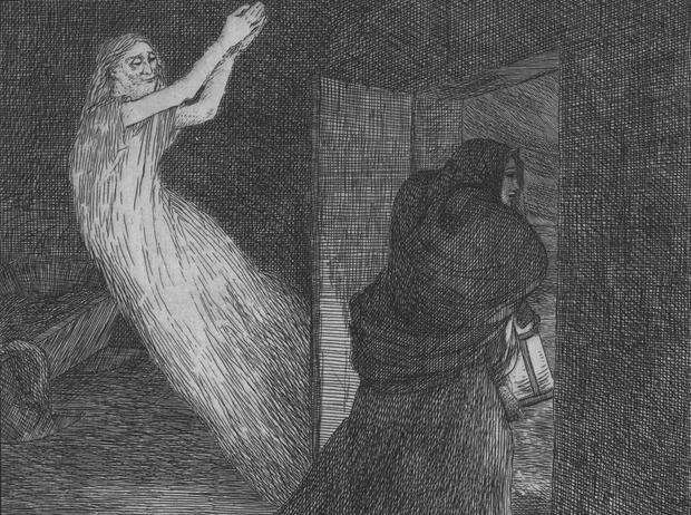 Фото №6 - Неупокоенные: пять самых знаменитых в мире привидений