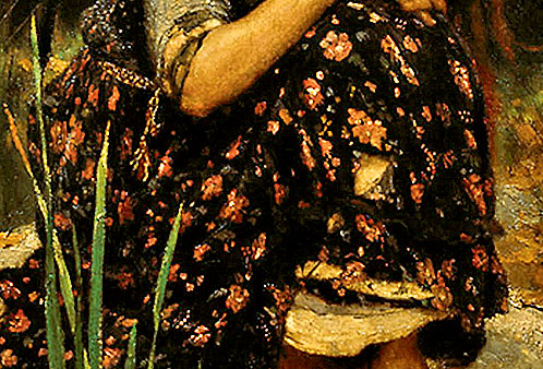 Фото №8 - Девочка с персиками. Первая версия
