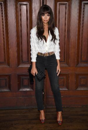 Фото №4 - С чем носить джинсы скинни сегодня: модные советы и удачные сочетания