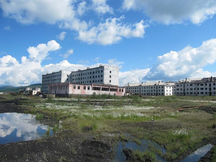 Фото №9 - За бортом современности: 10 поселений-призраков России