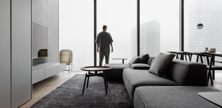 Фото №1 - Апартаменты в аренду со стеклянной спальней