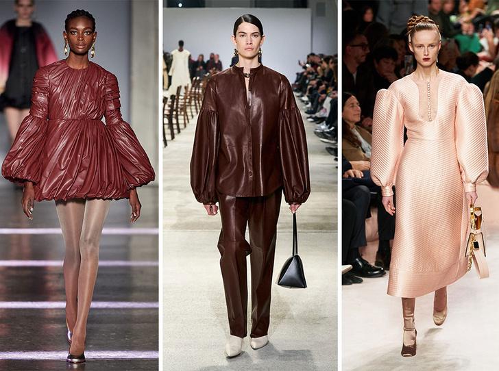 Фото №2 - 10 трендов осени и зимы 2020/21 с Недели моды в Милане