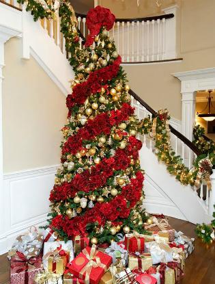 Фото №7 - Елочка, цвети: новый рождественский тренд в декоре