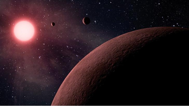 Фото №1 - Россияне смогут наблюдать мини-парад планет