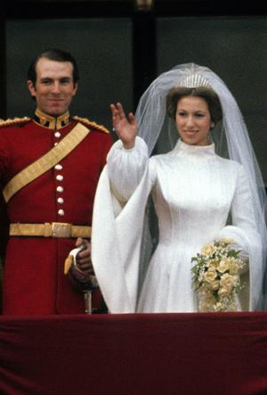 Фото №6 - Связь поколений: кто еще выходил замуж в тиаре принцессы Беатрис