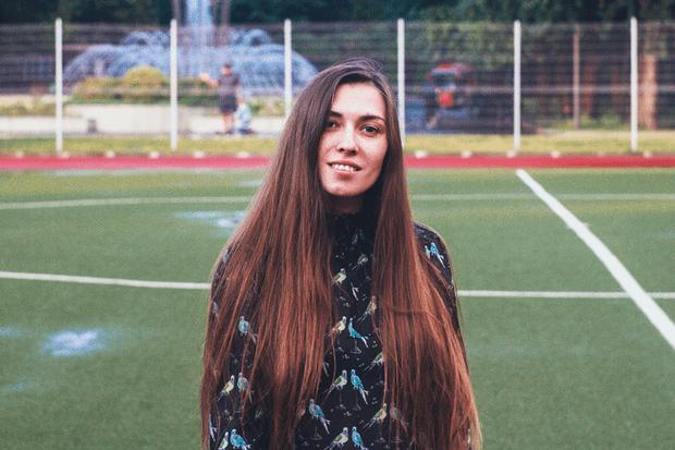 Настя Головина, 25 лет, фотограф