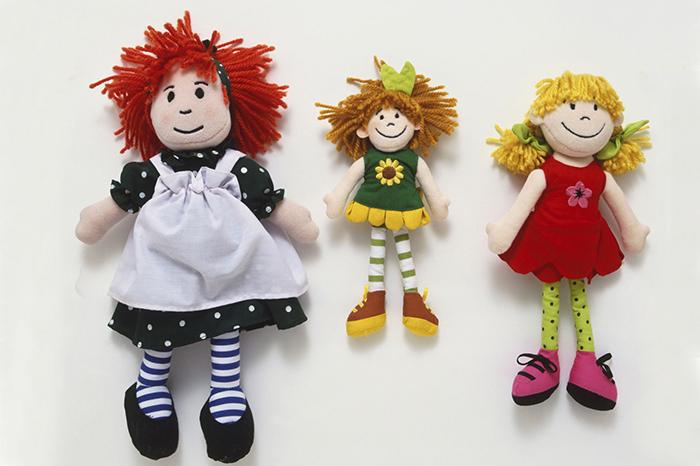 Фото №2 - Ручная работа: вальдорфская кукла